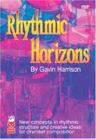 Gavin Harrison – Rhythmic Horizons