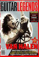 Guitar Legends #71 (2004) – Van Halen