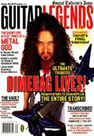 Guitar Legends #79 (2005) – Dimebag Darrell