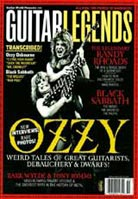 Guitar Legends #80 (2005) – Ozzy Osbourne