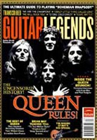 Guitar Legends #83 (2005) – Queen