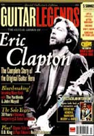 Guitar Legends #97 (2007) – Eric Clapton