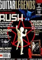 Guitar Legends #102 (2007) – Rush