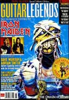 Guitar Legends #104 (2008) – Iron Maiden