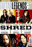 Guitar Legends #111 (2009) – All Hail The Kings of Shred