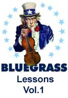 Guitar Lessons – Genre: Bluegrass Volume 1