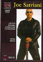 Guitar Legendary Licks – Joe Satriani