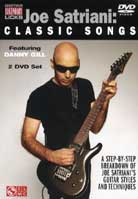 Guitar Legendary Licks – Joe Satriani: Classic Songs