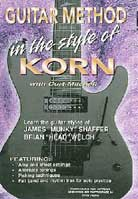 Guitar Method In The Style Of Korn
