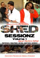 Gospel Chops – Shed Sessionz Volume 1