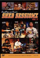 Gospel Chops – Shed Sessionz Volume 2