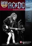 Guitar Play-Along Volume 119 – AC/DC Classics