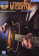 Guitar Play-Along Volume 123 – Lennon & McCartney Acoustic