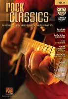 Guitar Play-Along Volume 14 – Rock Classics