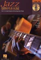 Guitar Play-Along Volume 16 – Jazz