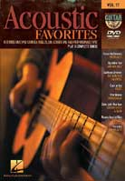 Guitar Play-Along Volume 17 – Acoustic Favorites