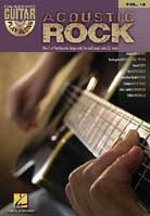 Guitar Play-Along Volume 18 – Acoustic Rock