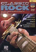 Guitar Play-Along Volume 1 – Classic Rock