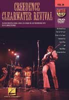 Guitar Play-Along Volume 20 – Creedence Clearwater Revival (DVD)