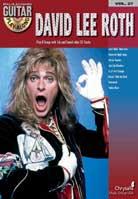 Guitar Play-Along Volume 27 – David Lee Roth