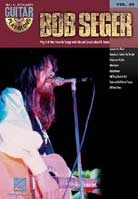 Guitar Play-Along Volume 29 – Bob Seger