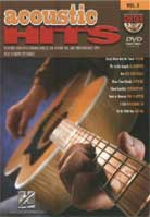 Guitar Play-Along Volume 3 – Acoustic Hits