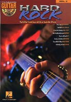 Guitar Play-Along Volume 3 – Hard Rock