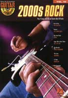 Guitar Play-Along Volume 42 – 2000s Rock