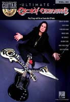 Guitar Play-Along Volume 64 – Ultimate Ozzy Osbourne