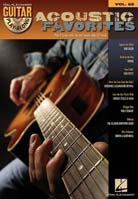 Guitar Play-Along Volume 69 – Acoustic Favorites