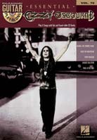 Guitar Play-Along Volume 70 – Essential Ozzy Osbourne