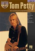 Guitar Play-Along Volume 75 – Tom Petty