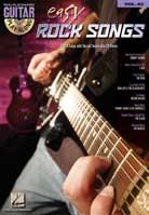 Guitar Play-Along Volume 82 – Easy Rock Songs