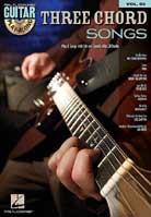 Guitar Play-Along Volume 83 – Three Chord Songs