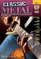 Guitar Play-Along Volume 8 – Classic Metal
