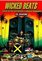 Gil Sharone – Wicked Beats (Jamaican Ska, Rocksteady & Reggae Drumming)