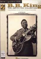 B.B. King: The Definitive Collection – Guitar Signature Licks