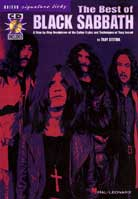 The Best Of Black Sabbath – Guitar Signature Licks (Tab Book)