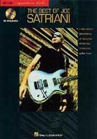 Best Of Joe Satriani – Guitar Signature Licks