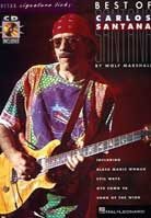 Best Of Carlos Santana – Guitar Signature Licks