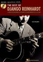 The Best Of Django Reinhardt – Guitar Signature Licks