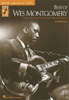 Best of Wes Montgomery – Guitar Signature Licks