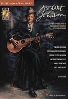 Robert Johnson – Guitar Signature Licks (Tab Book)