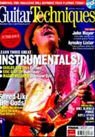 Guitar Techniques Spring 2009 (#164)