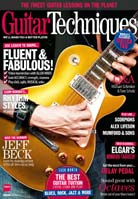 Guitar Techniques January 2014