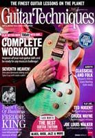 Guitar Techniques Spring 2014