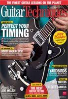Guitar Techniques July 2014