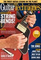 Guitar Techniques August 2014