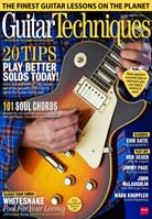 Guitar Techniques February 2015