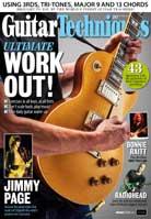 Guitar Techniques October 2018
